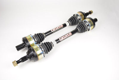 G-Force Engineering 1997-2008 Corvette C5 /C6 Renegade Axles for 30 Spline Wheel Hubs, Part #COR10101A