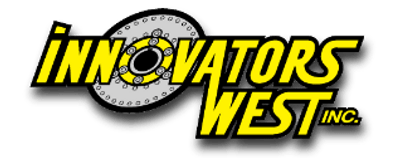Innovators West 85 Tooth Cog Drive LSX Harmonic Balancer for Corvette, Pontiac G8 and CTS-V