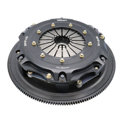 Tilton Engineering ST-246 Twin Disc Organic Clutch Kits (Torque Capacity 850)