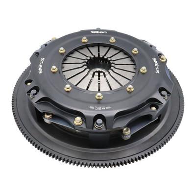 Tilton Engineering ST-246 Twin Disc Cerametallic Clutch Kits (Torque Capacity 1250)