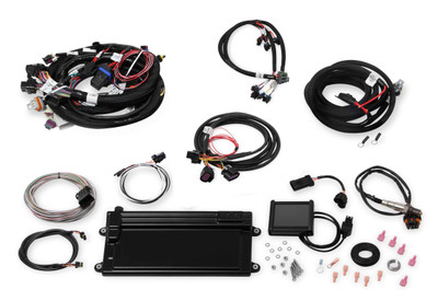 Holley EFI EFI MPFI Kits, Terminator Mpfi, 4.8-6.0 Early Truck - With Dbw, Part #550-615