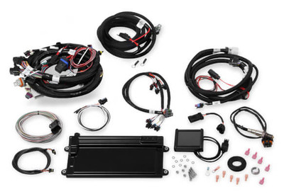 Holley EFI EFI MPFI Kits, Terminator Mpfi, 4.8-6.0 Early Truck - With Trans, Part #550-622