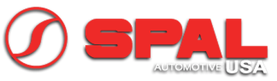 SPAL Electric Fans, 11.0 Inch Fan/ Pusher 808Cfm, Part #30100365