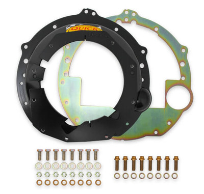Quicktime Bellhousing for LS Series and Gen 5 LT Series Engines to LS T56 and T56 Magnum, Low Profile Bellhousing, Part #RM-8019