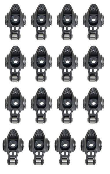 """COMP Cams Ultra 1.6 Ratio Self Aligning Rocker Arms for 3/8"""" studs Part #1618-16"""