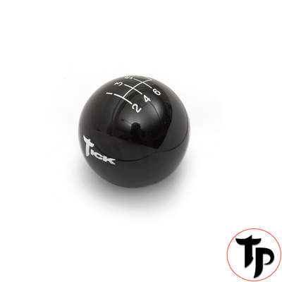 Tick Performance Black 6 Speed Shifter Ball