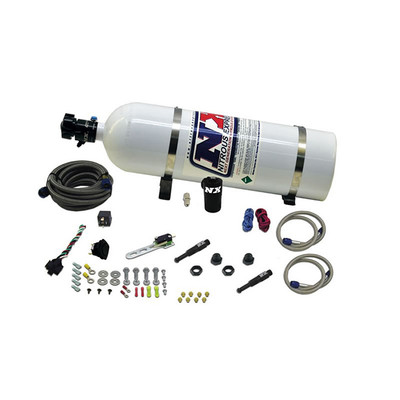 Nitrous Express Nxd Super Stacker W/ Lightning 375 Solenoid, Part #NX-NXD12003
