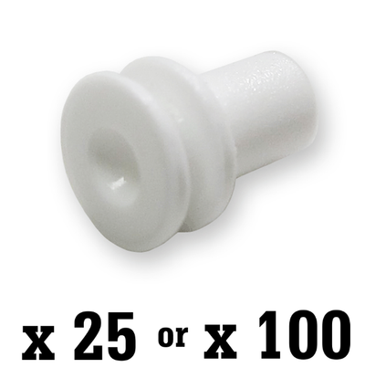 GT150 Cable Seals White-Small