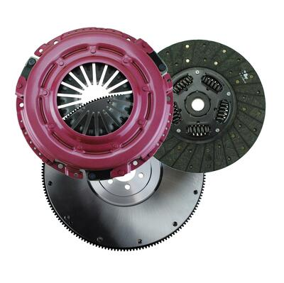 RAM Clutches HDX clutch set/steel flywheel LS 6 bolt 12 x 1 1/8-26, Part #RAM-25-831