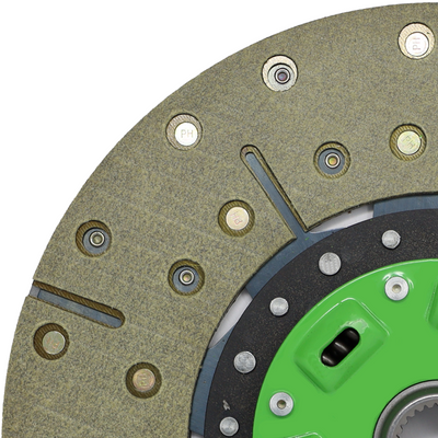Monster Clutch Co. S Series Single Disc Clutch & Flywheel Package (Torque Capacity: 550rwtq)