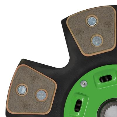 R Series Single Disc Clutch Kit & Flywheel Package (Torque Capacity: 850 rwtq)