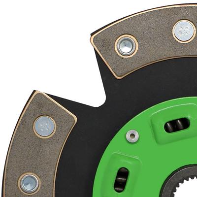 SC Series Triple Disc Clutch Kit & Flywheel G8 GXP (Torque Capacity: 1500rwtq)