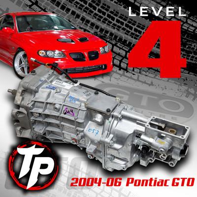 Tick Performance Level 4 Magnum TR-6060 (900RWTQ) for 04-06 Pontiac GTO