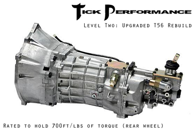 LS1 F-Body Transmission Pictured (representation only)