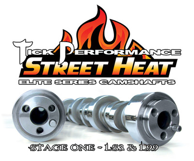 Tick Performance Street Heat Stage 1 Camshaft for LS3 & L99 Engines