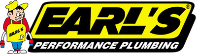 Earls Performance Stainless Steel -6 120 Deg. Jic Hose End, Part #EAR-SS131206ERL