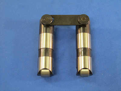Johnson Tie Bar Slow Leakdown Race Lifter Set for all SBC Engines, Axle Oiling, Part #2126SBR