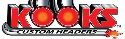 Kooks Header and GREEN Connection Kit. 2011-2020 Grand Cherokee/Durango 5.7L HEMI, Part #3610H431