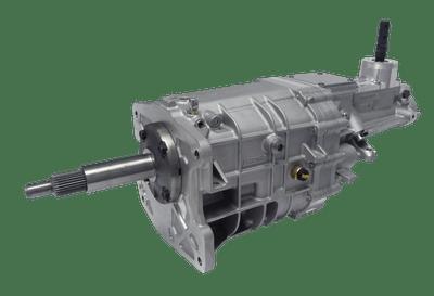 Tremec TKX 5-Speed, GM 26-Spline, .81 5th Gear, #TCET17722