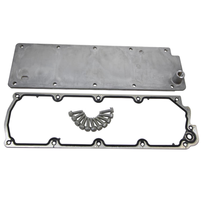 GM Valley Cover, LS2 & LS3 & LS7, No Provision for PCV, Part #12598832