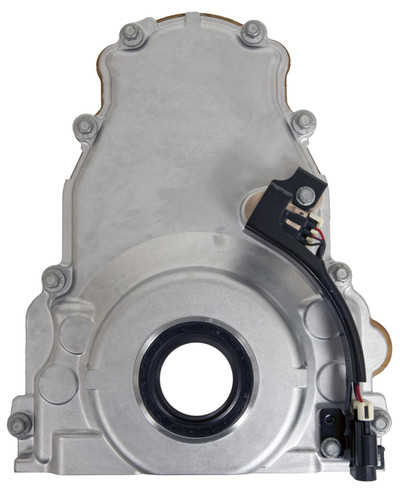GM Front Timing Cover Kit for GM LS2 and LS3 V8 Engines, Part #12633906