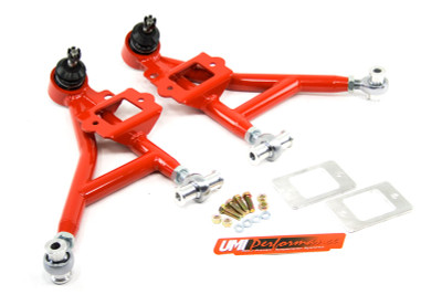 UMI 1993 - 2002 GM F-Body Tubular Adjustable Front A-Arms