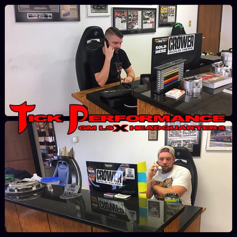 Tour of Tick Performance