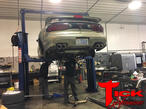 Trans Am Getting Tick Upgrades!!!!