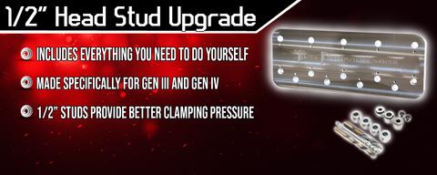 Upgrade Your Head Studs