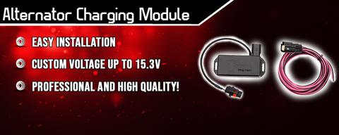 Alternator Charging Module