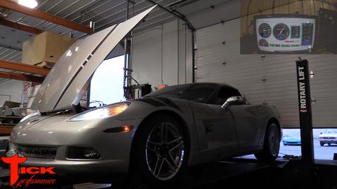 Paxton Blown C6 Corvette!!!!
