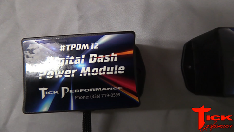 Digital Dash Power Module