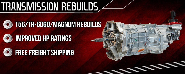 tick performance t56 Transmission Rebuild