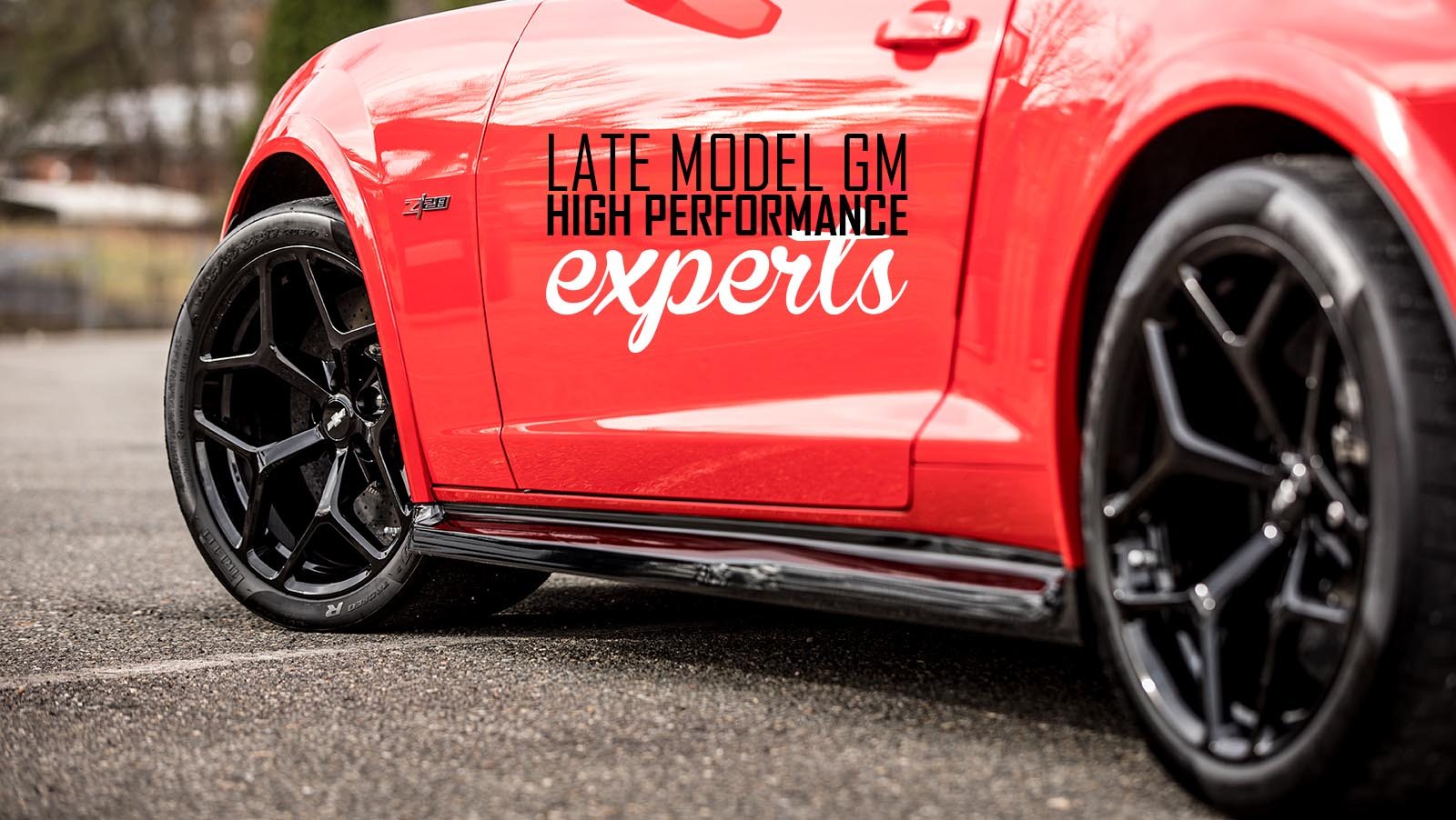 Tick Performance, Inc  | Latemodel GM Performance Headquarters