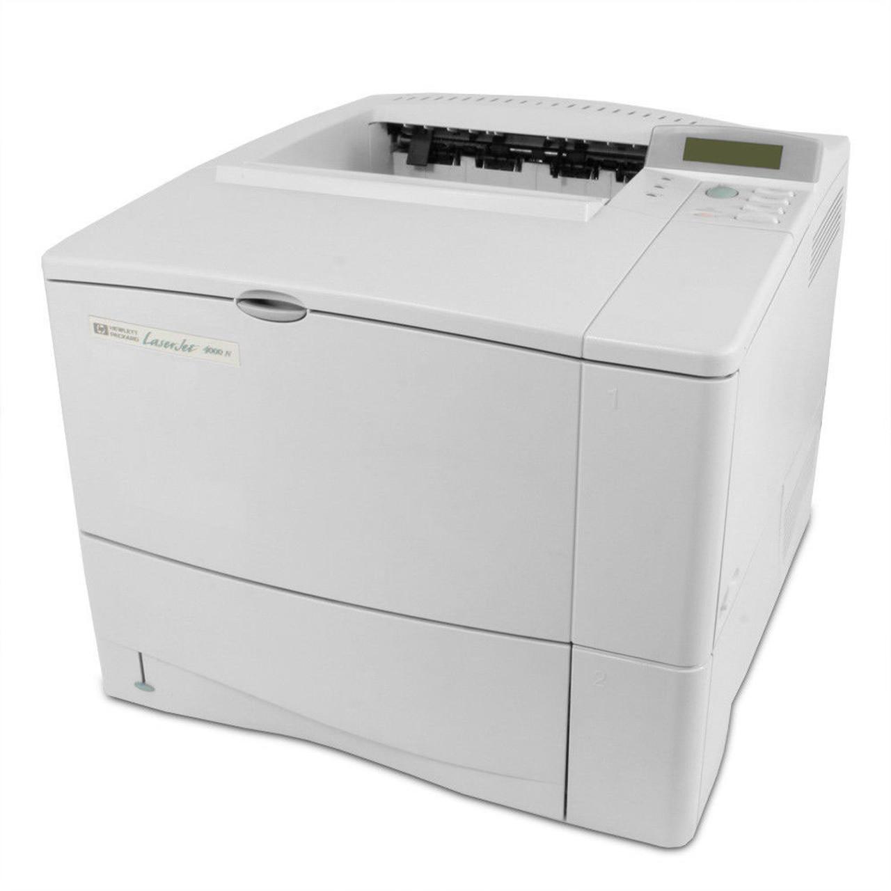 HP LaserJet  4000 Mono A4 Laser Printer C4118A