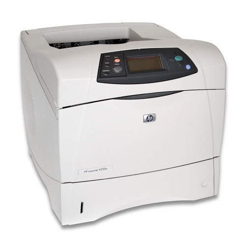 HP LaserJet 4250N Network Laser Printer (45ppm) - Q5401A