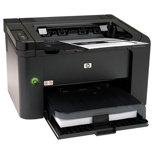 HP LaserJet P1606DN Duplex Network Laser Printer (26 ppm) - CE749A