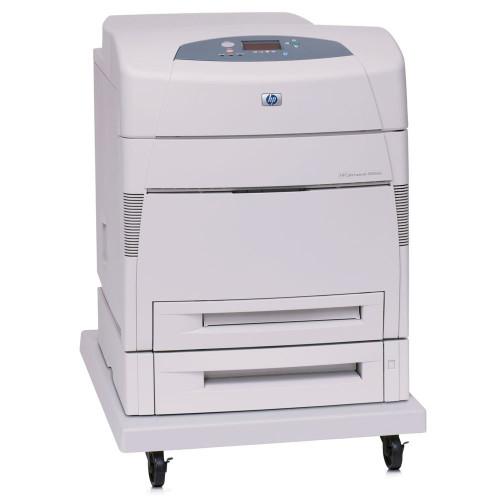 HP Color LaserJet 5500DTN Duplex Network Printer (21 ppm in color) - C9658A