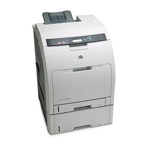 HP Color LaserJet CP3505X Duplex Network Printer (22 ppm in color) - CB444A