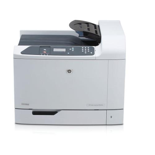 HP Color LaserJet CP6015DN Network Printer (40 ppm in color) - Q3932A