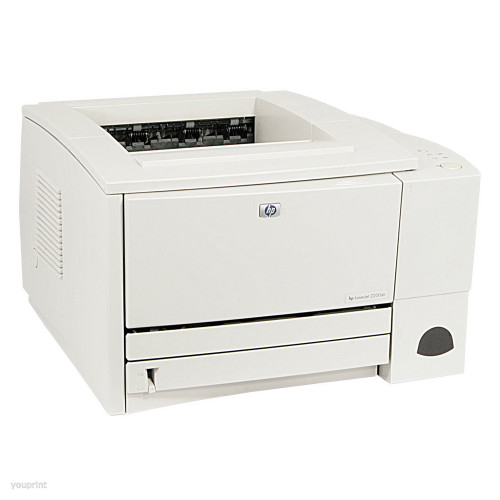 HP LaserJet 2200DN Duplex Network Printer (19 ppm) - C7063A
