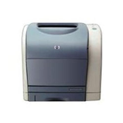 HP Color LaserJet 2500N Network Printer (4 ppm in color) - C9707A
