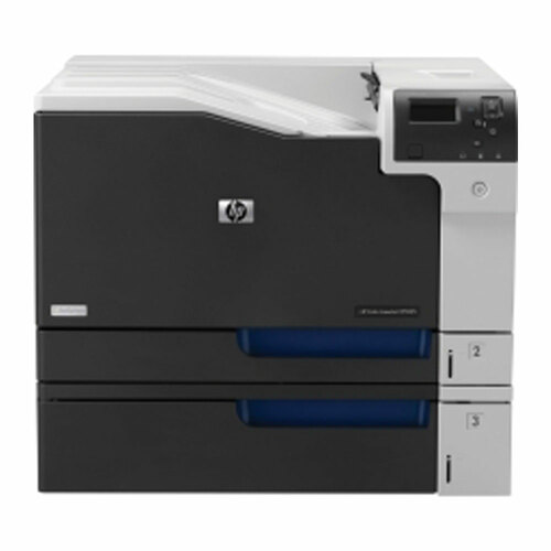 HP Color LaserJet CP5525DN Network Printer (30 ppm in color) - CE708M
