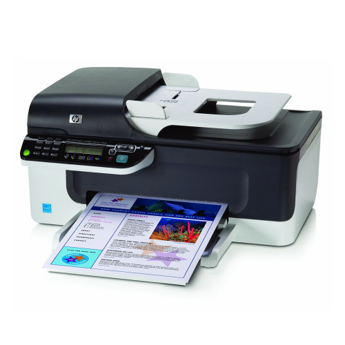 HP Officejet J4580 Multifunction Printer (22 ppm in color) - CB780A
