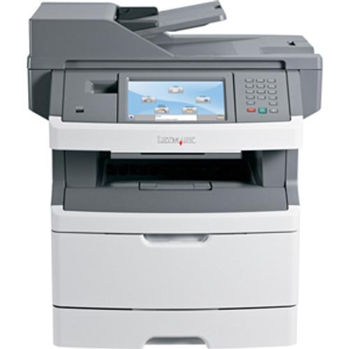 Lexmark X466DE Multifunction Printer - 13C1133