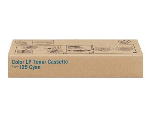 Ricoh CL3000 Cyan Toner Cartridge, 5,000 yield - 400969