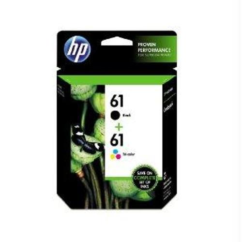 HP (Hewlett Packard) 1000 | 3000 | 3050 Black/Tri-Color Ink Cartridge, 190/165 yield - CR259FN#140