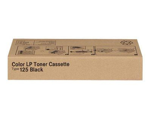 Ricoh CL3000 Black Toner Cartridge, 5,000 yield - 400963
