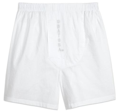 White Ubatuba Boxer Shorts