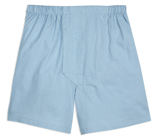 Blue Ubatuba Boxer Shorts
